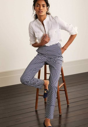 DANBY  - Trousers - navy