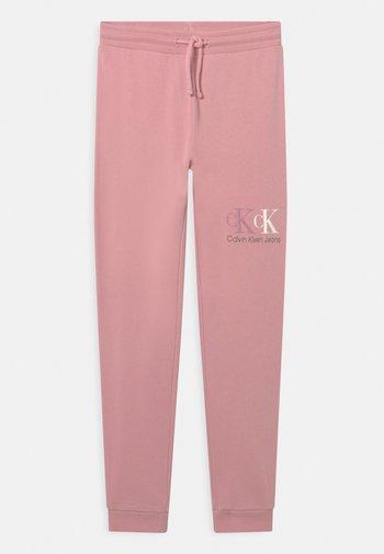 TRACK - Spodnie treningowe - light pink