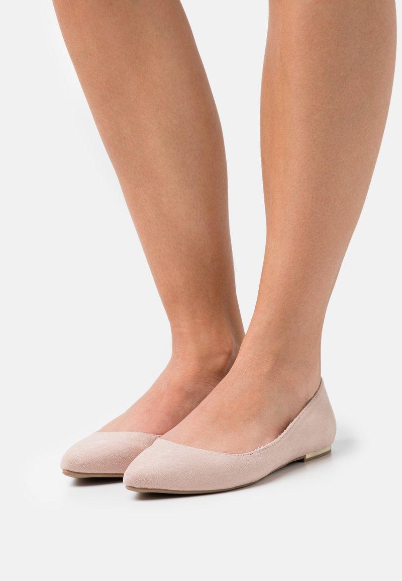 Anna Field - Ballerina's - light pink