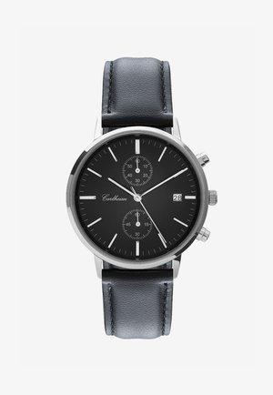JYLLAND  - Kronografklockor - silver black