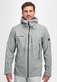 Mammut - MASAO - Hardshell jacket - granit - 0