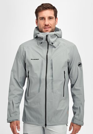 MASAO - Hardshell jacket - granit