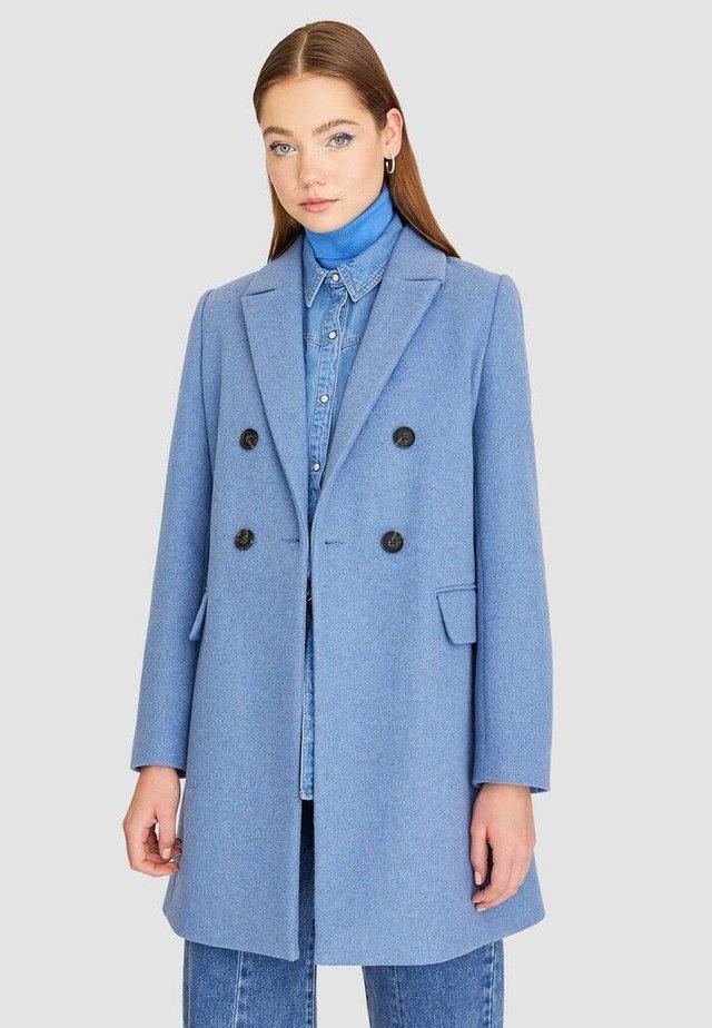 Cappotto classico - blue