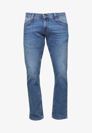 OREGON STRAIGHT - Džíny Straight Fit - denim blue