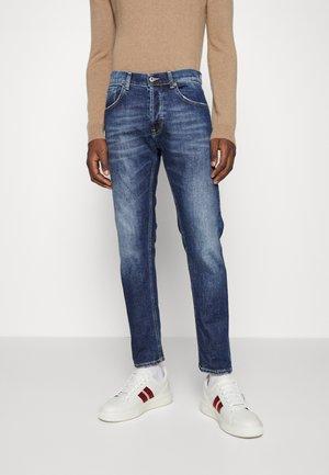 PANTALONE DIAN - Jeans straight leg - dark blue