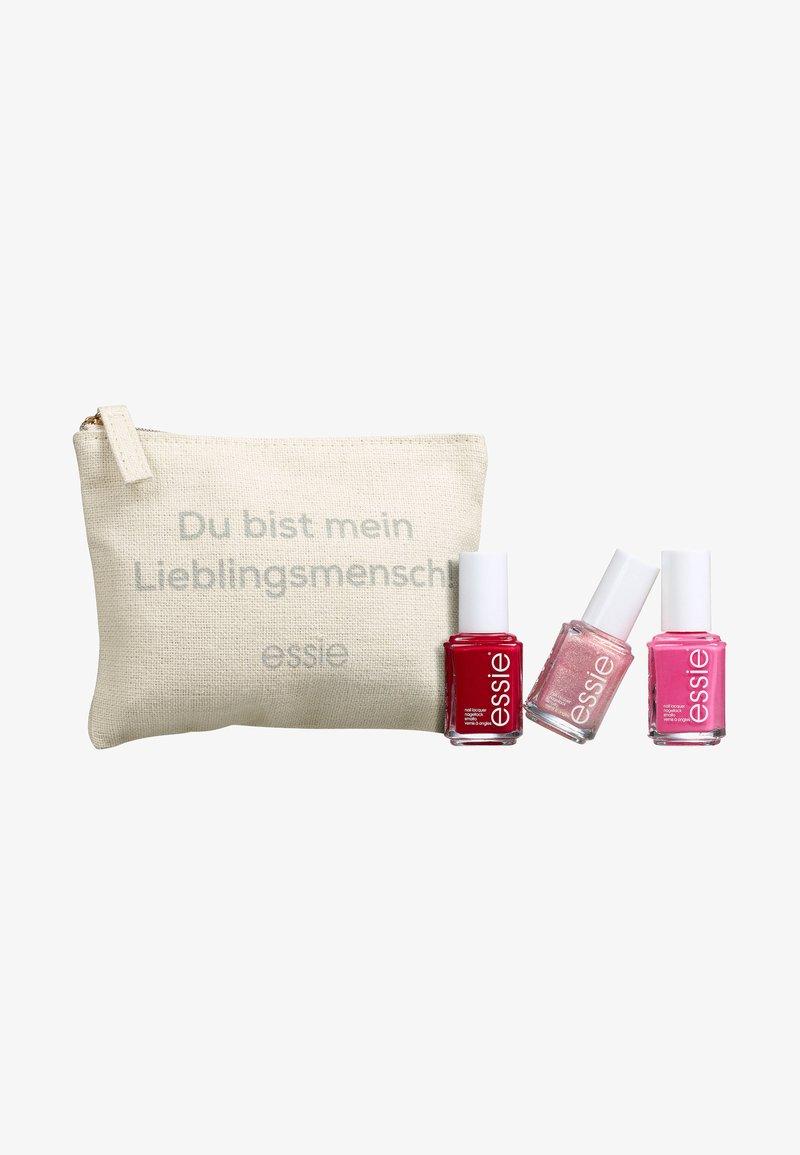 Essie - NAIL POLISH SET LIEBLINGSMENSCH - Nail set - multi-coloured