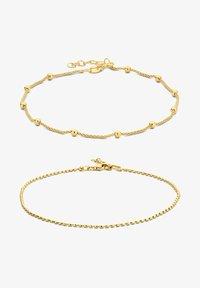 Selected Jewels - SET - Bracelet - gold - 3