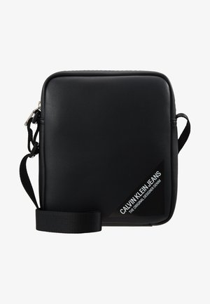 STITCH MICRO - Across body bag - black