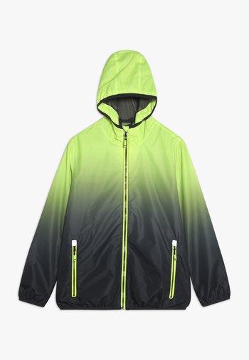 KALIQO  - Veste imperméable - neon gelb