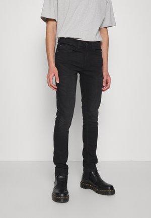 TOM - Slim fit jeans - black washed