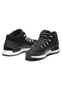 Timberland - SPRINT TREKKER MID FABRIC WP - Sneaker low - black mesh - 2