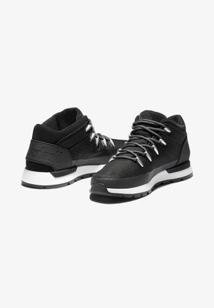 SPRINT TREKKER MID FABRIC WP - Baskets basses - black mesh