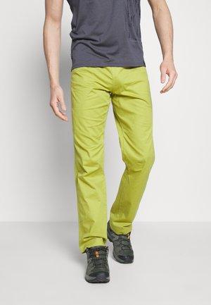 BOLT PANT  - Outdoorové kalhoty - kiwi/neptune