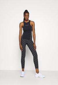 Juicy Couture - RAVEN - Legging - black - 1