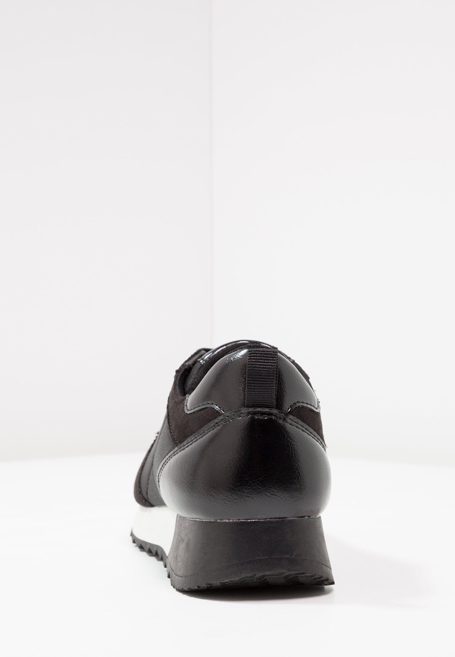 Anna Field Joggesko - Black/svart