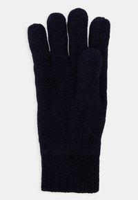 Barbour - CARLTON GLOVES - Gloves - navy - 2