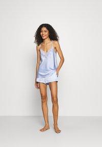 Etam - DUMBLE SHORT - Bas de pyjama - azur - 1