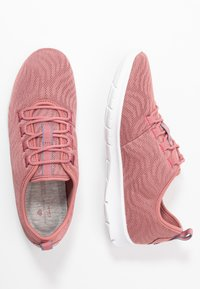 Cloudsteppers by Clarks - STEP ALLENA GO - Trainers - mauve - 3