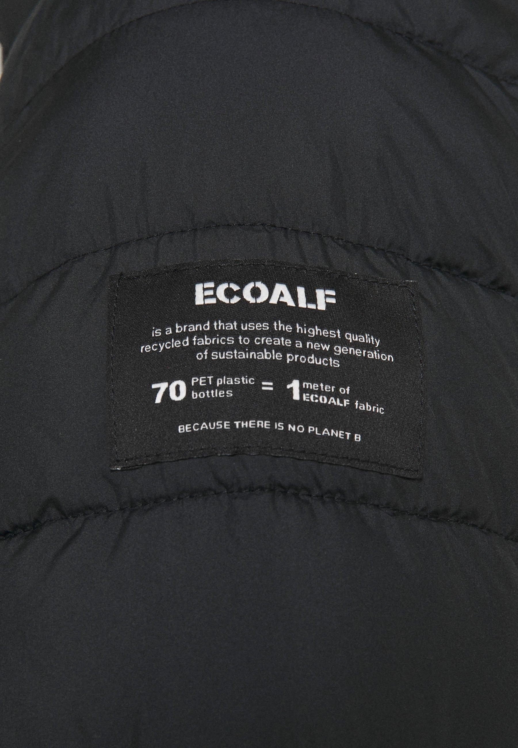 Ecoalf Claviere Woman Jacket - Winterjacke Black