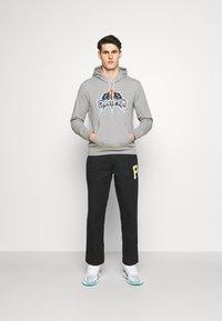 Champion - HOODED  - Sweatshirt - grey - 1