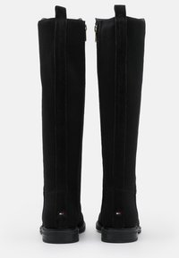 Tommy Hilfiger - ESSENTIAL FLAT LONG BOOT - Boots - black - 3