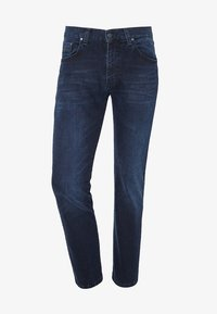 Pioneer Authentic Jeans - RANDO - Straight leg jeans - dark blue denim