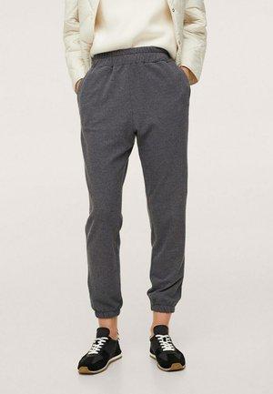 Pantaloni - gris chiné moyen