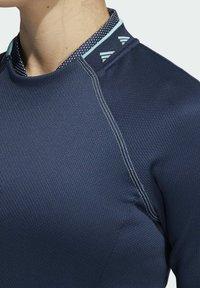 adidas Performance - Sweatshirt - blue - 4