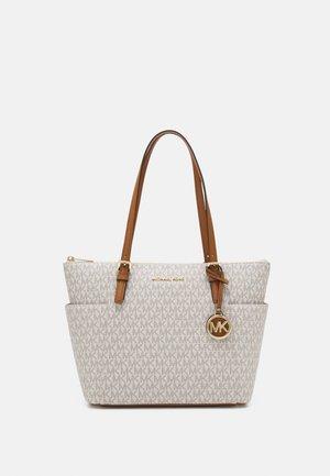 JET SET ITEM TOTE - Handbag - vanilla/acrn