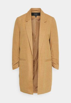 VMRICA LONG - Krátký kabát - tobacco brown