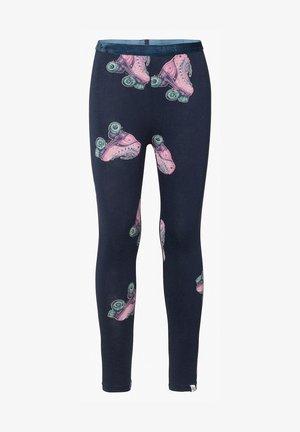 BOTUCATU - Leggings - Trousers - black iris