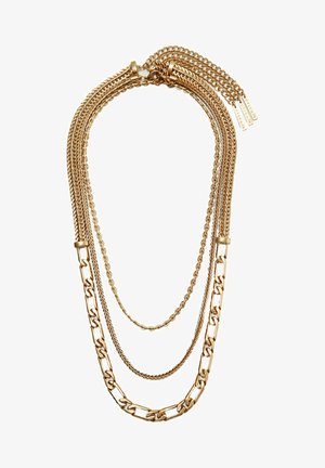 MEHRFACH - Necklace - gold-coloured
