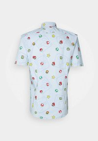 OppoSuits - SHORT SLEEVE SUPER MARIO ICONS - Shirt - blue - 8