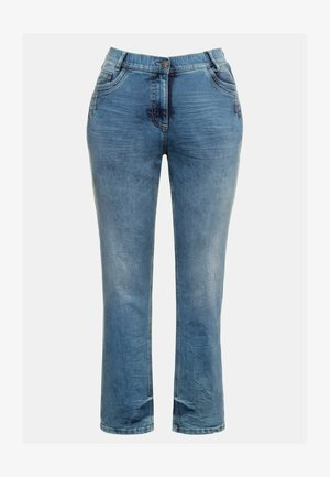 JEANS - Relaxed fit jeans - blue denim