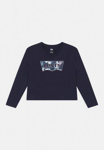 CROPPED - Bluzka z długim rękawem - peacoat