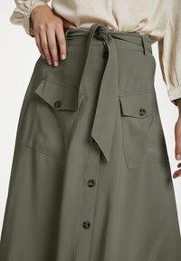 Saint Tropez - A-line skirt - musk - 3