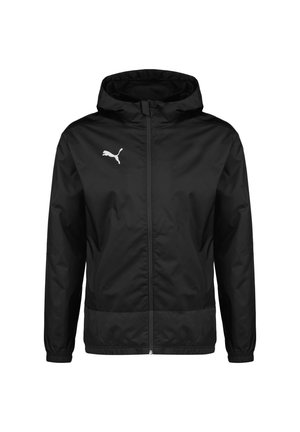 TEAMGOAL 23 REGENJACKE HERREN - Waterproof jacket - black/asphalt