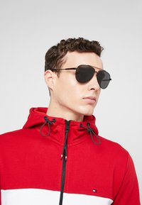 Polo Ralph Lauren - Sunglasses - black/red - 1