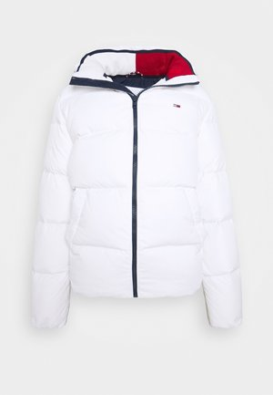 ESSENTIAL JACKET - Vinterjacka - white