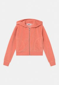 Molo - MILLA - Zip-up sweatshirt - burnt coral - 0