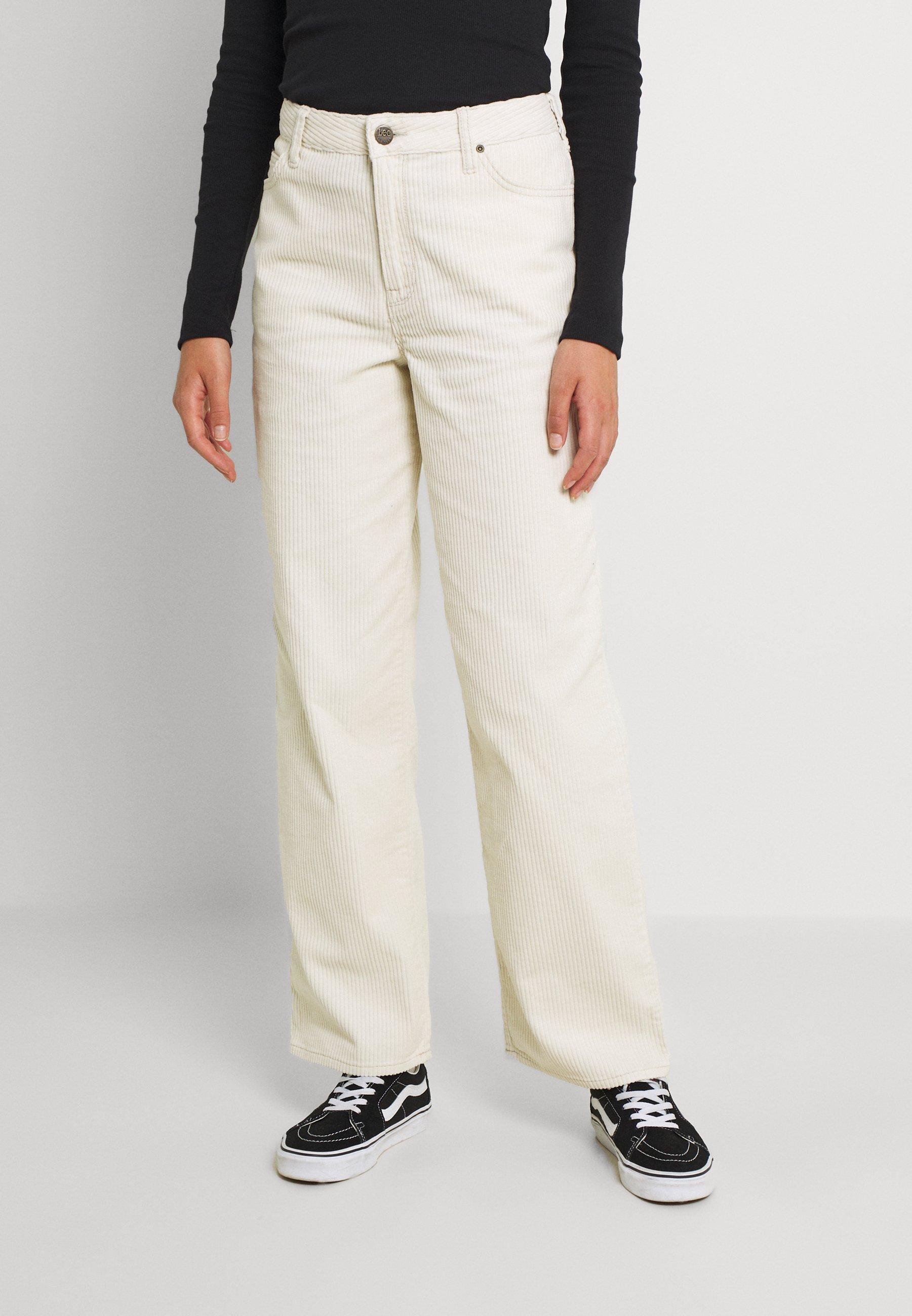 Women WIDE LEG LONG - Trousers