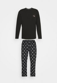 Calvin Klein Underwear - PANT SET - Pyjama set - black - 5
