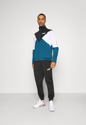 RETRO TRACK SUIT - Dres - digi blue