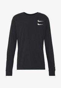 Nike Sportswear - Camiseta de manga larga - black - 4