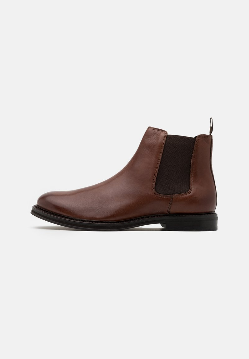 Walk London - JACOB CHELSEA - Classic ankle boots - brown
