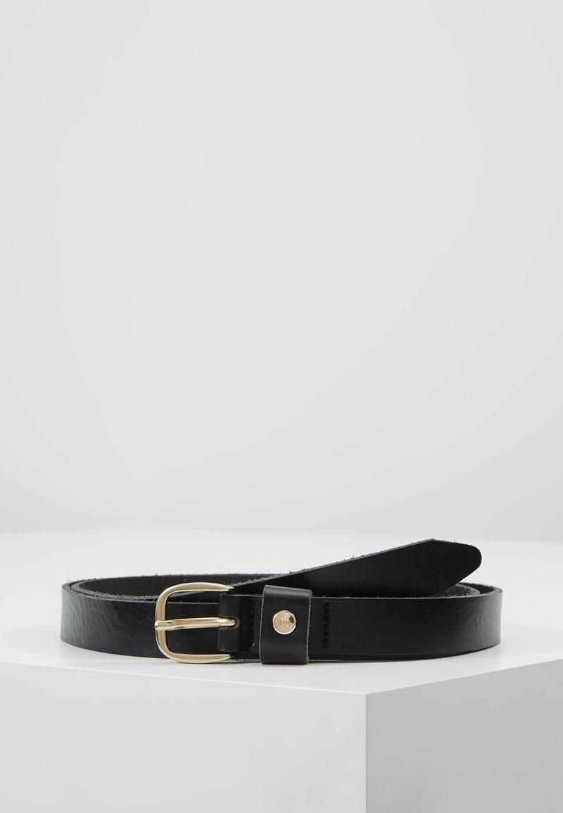 TOM TAILOR DENIM - TF0085L03 - Belt - black