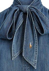 Polo Ralph Lauren - Button-down blouse - medium indigo - 5