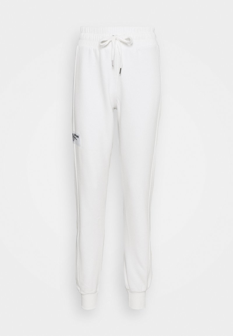 River Island - Tracksuit bottoms - white