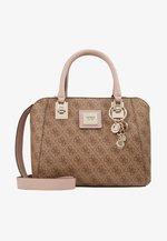 CANDACE SOCIETY SATCHEL - Handbag - brown