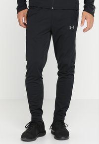 Under Armour - CHALLENGER KNIT WARM-UP - Træningssæt - black - 3